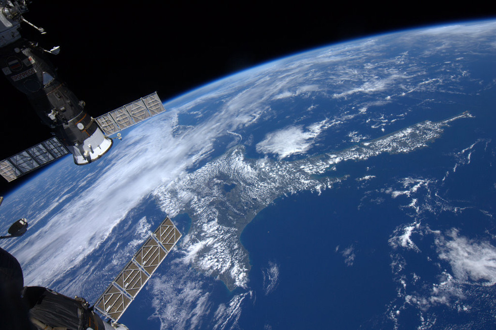 D Tour Of International Space Station
