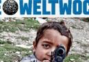 """La contestata copertina """"razzista"""" di un settimanale svizzero"""