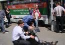 Le bombe in Ucraina