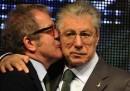 Cosa hanno detto Bossi e Maroni a Bergamo