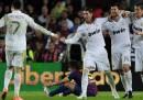 La vittoria del Real Madrid contro il Barcellona