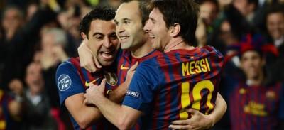 Barcellona-Milan 3-1