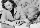 I compiti a casa dei genitori