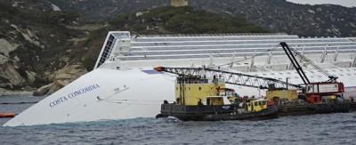 Costa Concordia, mancano ancora due dispersi