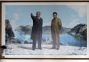 La Corea del Nord celebra Kim Il-sung (foto)