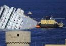 Costa Concordia, il piano per la rimozione