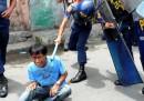 Le foto degli scontri nelle Filippine