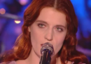 Il concerto di Florence and the Machine a MTV Unplugged