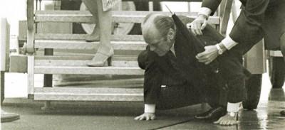 La caduta di Gerald Ford