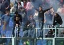 Cosa è successo oggi allo stadio di Genova