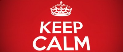 "La storia di ""Keep Calm and Carry On"""