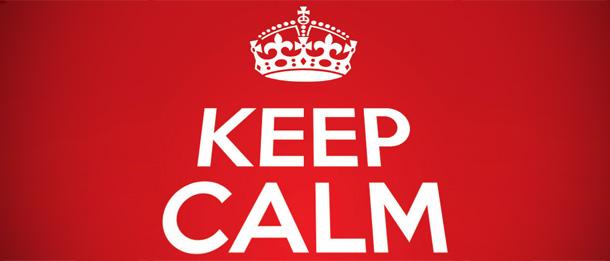 La storia di keep calm and carry on il post for Immagini di keep calm
