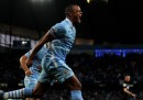 Manchester City-Manchester United 1-0