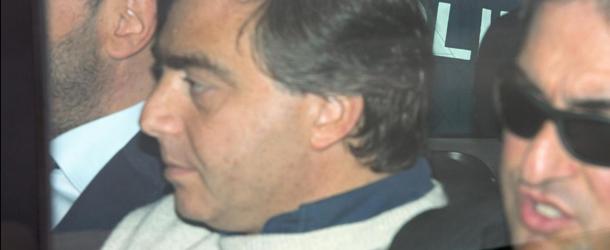Napoli, Walter Lavitola viene condotto nel carcere di Poggioreale