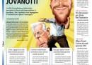 Jovanotti risponde alla prima pagina di Libero