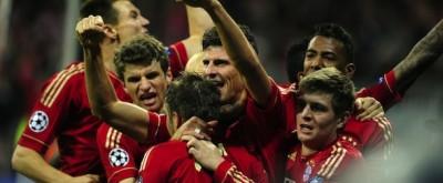 Bayern Monaco-Real Madrid 2-1