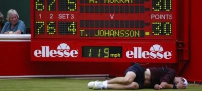 Le fatiche di Andy Murray