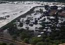 Le foto delle alluvioni in Paraguay