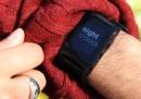 Pebble, orologio per smartphone