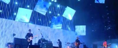 Il concerto dei Radiohead al Coachella