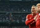 Real Madrid-Bayern Monaco 2-1 (1-3)