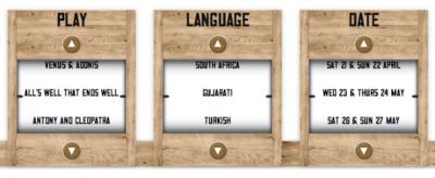 Tutto Shakespeare in 37 lingue