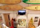 Le foto del museo del surf