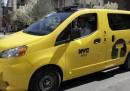 I nuovi taxi di New York