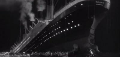 Il Titanic in dieci film