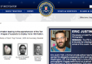 L'FBI ha aggiornato la lista dei 10 più ricercati