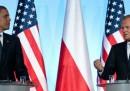 Il governo polacco se la prende con Obama