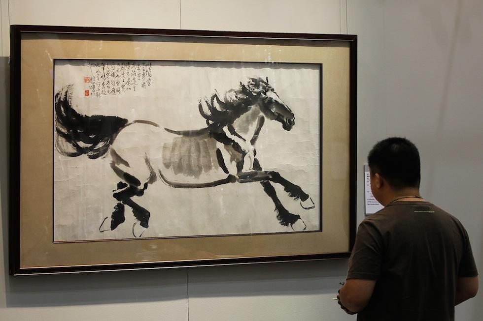 l'anno del cavallo secondo il feng shui, la poesia, la calligrafia e la pittura