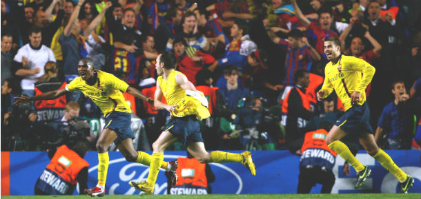 Iniesta Barcellona Chelsea