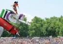 Le foto del Red Bull Flugtag a Magonza