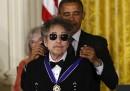 Bob Dylan ha ricevuto la Medaglia presidenziale della libertà