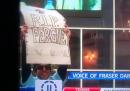 Il cartello di Tevez contro Ferguson