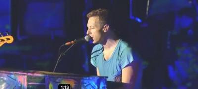 """La versione dei Coldplay di """"Fight for your right to party"""""""