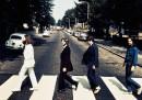 """La foto """"gemella"""" dei Beatles ad Abbey Road, che va all'asta"""