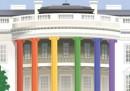La nuova copertina del New Yorker (su Obama e i matrimoni gay)