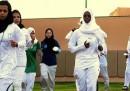 L'unica squadra olimpica senza donne