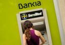 Bankia rischia il fallimento