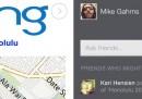 Il nuovo Bing è pieno di Facebook