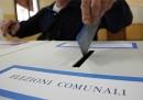 Lo scrutinio a Catanzaro è stato sospeso