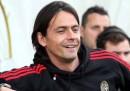 La lettera con cui Pippo Inzaghi lascia il Milan