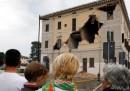 Il terremoto in Emilia