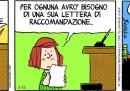 Peanuts 2012 maggio 15