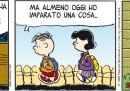 Peanuts 2012 maggio 23