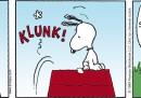 Peanuts 2012 maggio 26