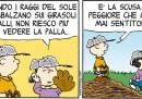 Peanuts 2012 maggio 30