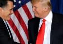 Romney e la grana Donald Trump